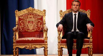 Emmanuel Macron (2018)