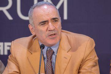 Garri Kimowitsch Kasparow (2018)