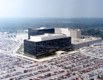 Crypto City: Hauptquartier der NSA in Fort Meade