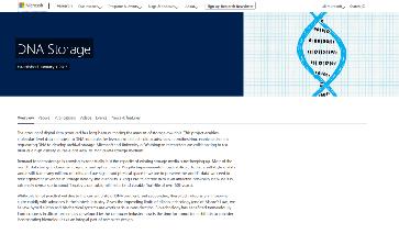 Microsoft DNA storage Bild: Science Files / UM / Eigenes Werk