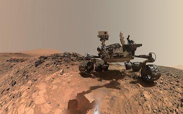 Bild: NASA. JPL-Caltech/ MSSS