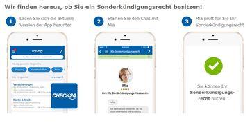 """Sonderkündigungsrecht: Kfz-Versicherung auch noch im Dezember wechseln / Bild: """"obs/CHECK24 GmbH"""""""