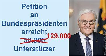 Petition gegen Zwangsimpfung erreicht 129.000 Unterstützer