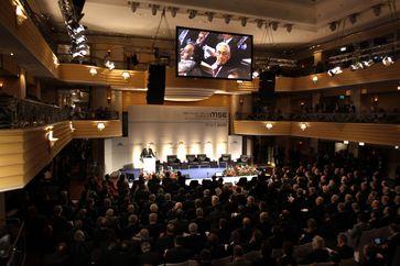 45. Münchner Sicherheitskonferenz, 2009
