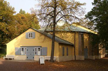 Das Goethe-Theater Bad Lauchstädt