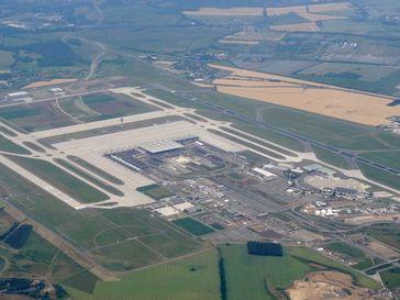 """BER: Flughafen Berlin Brandenburg """"Willy Brandt"""""""