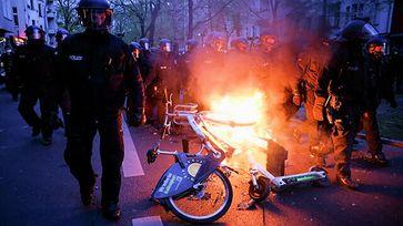 Demo Berlin 01.05.2021