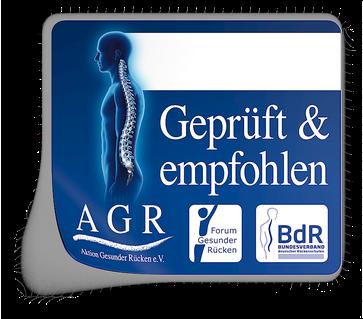 Das AGR Siegel Bild: AGR e.V.