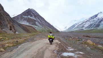 """Als Rentnerin auf dem Moped um die Welt"""" Bild: """"obs/SWR - Südwestrundfunk"""""""