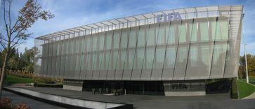 Hauptsitz der FIFA in Zürich