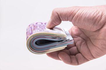 Geldscheine (Symbolbild)