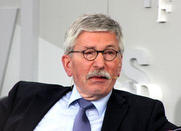 Thilo Sarrazin (2014), Archivbild