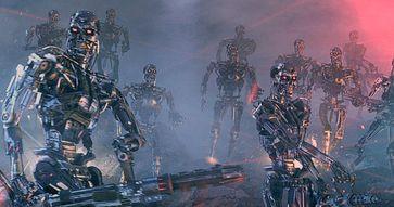Automatisch und selbständig tötende Maschienen mit Künstlicher Inteligenz (KI) funktionieren erst richtig gut mit 5G (Symbolbild)