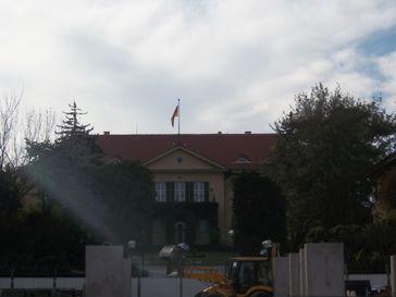 Deutsche Botschaft in Ankara (2015)