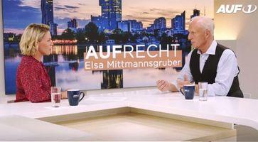 Bild: Screenshot AUF1, Bildzitat / Eigenes Werk
