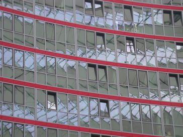 Fensterfassade