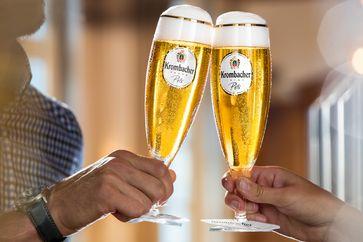 """Krombacher meldet Rekord-Ergebnis: Mai 2018 bester Monat in der Geschichte der Brauerei / Bild: """"obs/Krombacher Brauerei GmbH & Co."""""""