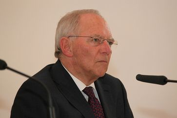 Wolfgang Schäuble Bild: blu-news.org, on Flickr CC BY-SA 2.0