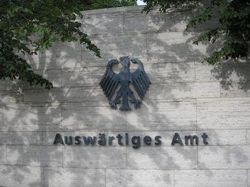 Auswärtiges Amt Berlin (Symbolbild)