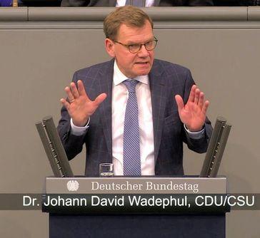 Johann David Wadephul (2019)