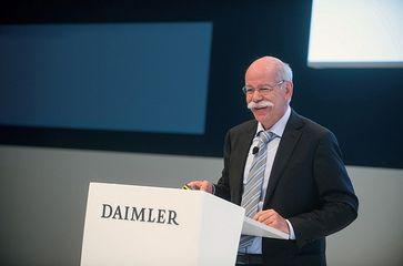 Dr. Dieter Zetsche Bild: Daimler AG, on Flickr CC BY-SA 2.0