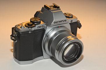 Digitale spiegellose Systemkamera Olympus OM-D E-M5.