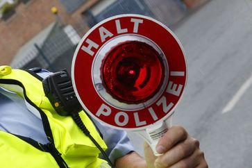 Halt! Stop! Polizei!