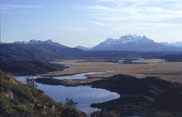 Torres del Paine Bild: Franz Xaver / wikipedia.org