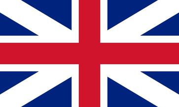 Flagge von Großbritannien