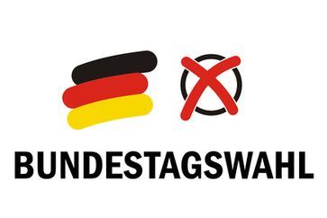 Bundestagswahl & Wählen (Symbolbild)