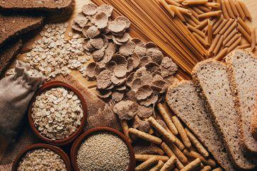 Der Verzehr von Vollkornprodukten, insbesondere Getreidefasern, senkt das Diabetes-Risiko.