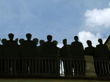 Männer: Eine diskrimierte Minderheit in der BRD (Symbolbild)
