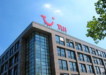 Konzernzentrale der TUI AG in Hannover
