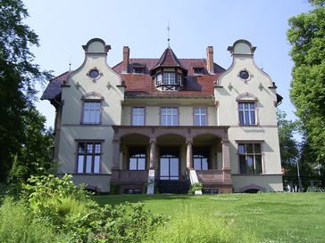 Truman-Villa in Potsdam, Sitz der Friedrich-Naumann-Stiftung für die Freiheit