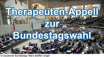Therapeuten-Appell zur Bundestagswahl von der Deutschen Mitte (DM)