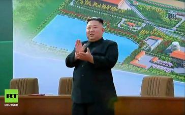 Kim Jong-un (2020)
