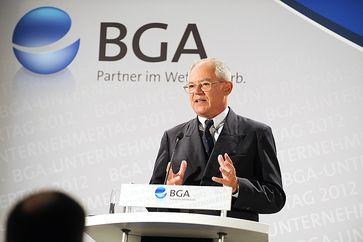Anton Börner Bild: BGA