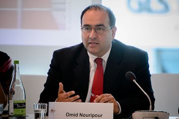 Omid Nouripour Bild: Heinrich-Böll-Stiftung, on Flickr CC BY-SA 2.0