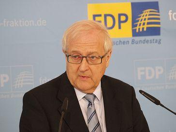 Rainer Brüderle Bild: fdp-bundestagsfraktion