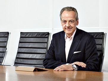 Peter M. Endres. Bild: ERGO Direkt Versicherungen