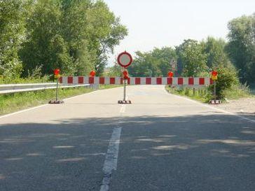 Durchfahrt verboten...