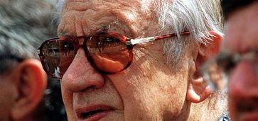 Ex-IOC-Präsident Juan Antonio Samaranch im Jahr 2000. Bild: dts Nachrichtenagentur