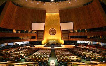 UN-Generalversammlung der Vereinten Nationen (UNO)