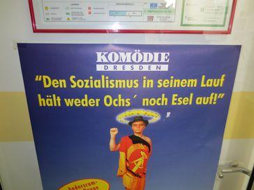 Plakat Uwe Steimle Show (2014),