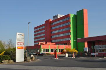 Rewe-Zentrallager in Nieder-Rosbach