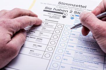 Wahl & Wählen (Symbolbild)