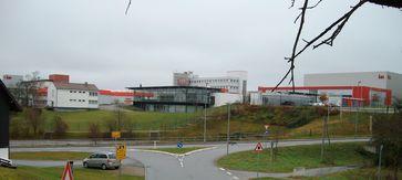 Heckler-&-Koch-Werk, Oberndorf am Neckar