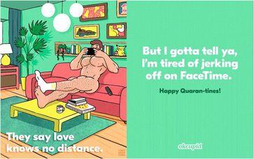 Bild: OkCupid Fotograf: OkCupid