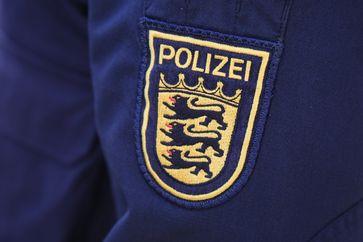 Ärmelabzeichen der Polizei Baden-Württemberg (Symbolbild)