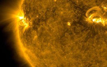 Sonne Bild: NASA
